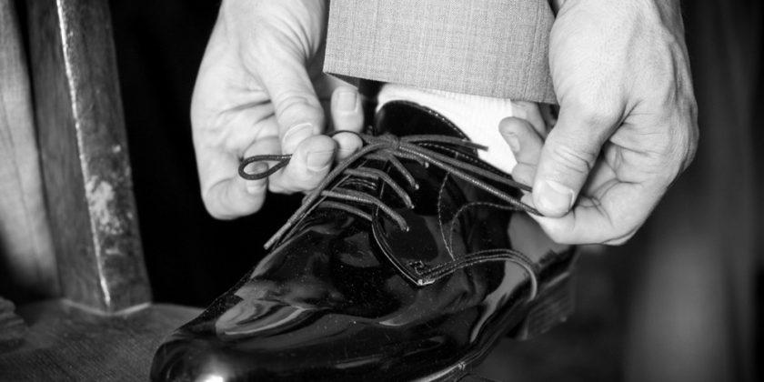 Schuhe binden mit Präzision © 2016 pixabay.com | prepon.de